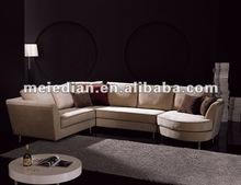 Beige U Shape sofa 8878B