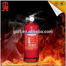 Portable dry powder 1KG abc fire extinguisher