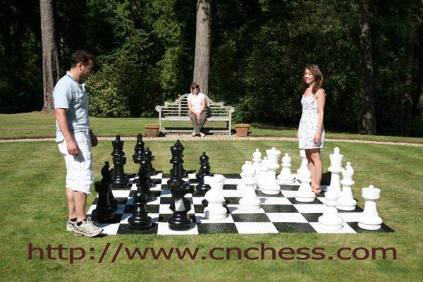 Gigante jard n pieza de ajedrez 36 39 39 rey ajedrez identificaci n del producto 211857758 for Ajedrea de jardin