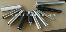 conveyor roller, steel conveyor roller, plastic conveyor roller