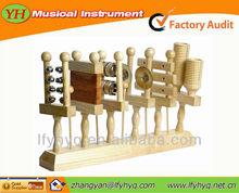 wholesale wood Musical instrument set toys