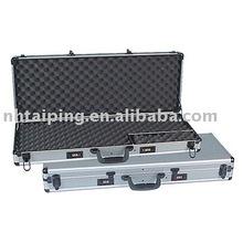 hot selling silver breakdown shotgun carry case