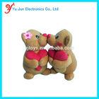 Valentine Kissing Bears