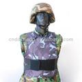 a prueba de balas militares de prendas de vestir