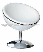 swivel Half Moon Chair