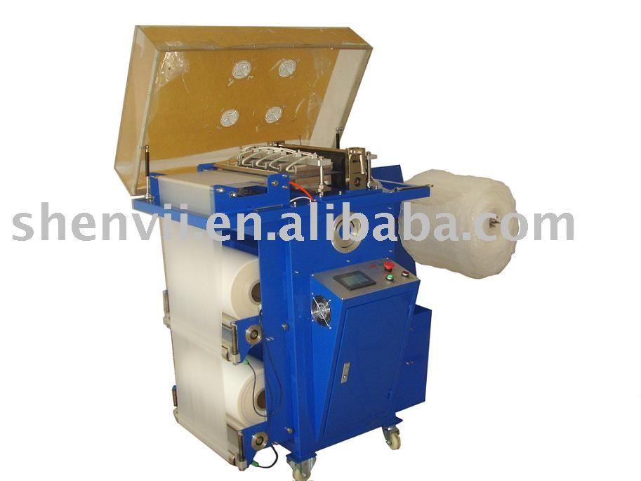 air cushioning machine