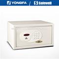 el hotel hs23rb seguro portátil de seguridad seguridad caja de seguridad hogar seguro seguro