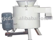 PET bottle dewatering machine