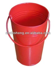 2014 colorful kinds of water bucket