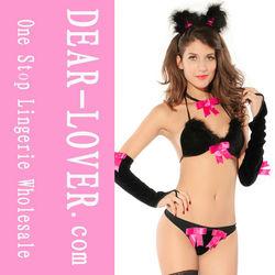 Kiss Me Adult Cat Costume (LC8669)