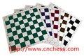 """Calidad de vinilo tablero de ajedrez con 20 """" X 20 ''"""