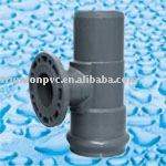 PVC Reducing Tee /UPVC Reducing Tee RRJ DIN12.5