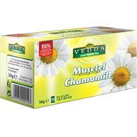 Chamomile tea bag