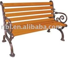 2014 best design wood garden bench