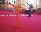 2012 new type inflatable air shooter gun