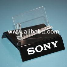 Acrylic display for cameras