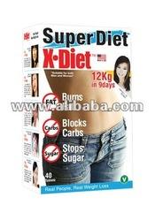 X-Diet Super Diet 40 Slimming Pills