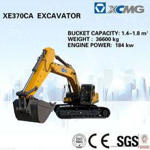 XCMG XE370CA excavator price amphibious excavator for sale
