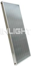 Pressure Black chrome Solar Flat Plate Collector