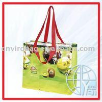 Promotional PP Woven Euro Shopper Bag