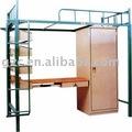 single ferro multifuncional cama com roupeiro