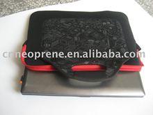 "7-8""11.6""12""13.3""14""15.4"" Inch Neoprene Rainproof Laptop Bag Sleeve Case with Handles Laptop Computer Briefcases"
