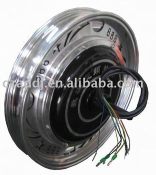 """16"""" Brushless hub motor"""