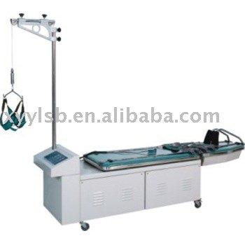 Cervical y Lumbar tracción de la vértebra cama