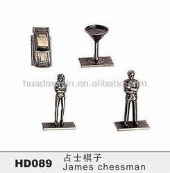 Decorative chess/modernized craft/home decorating chessmen