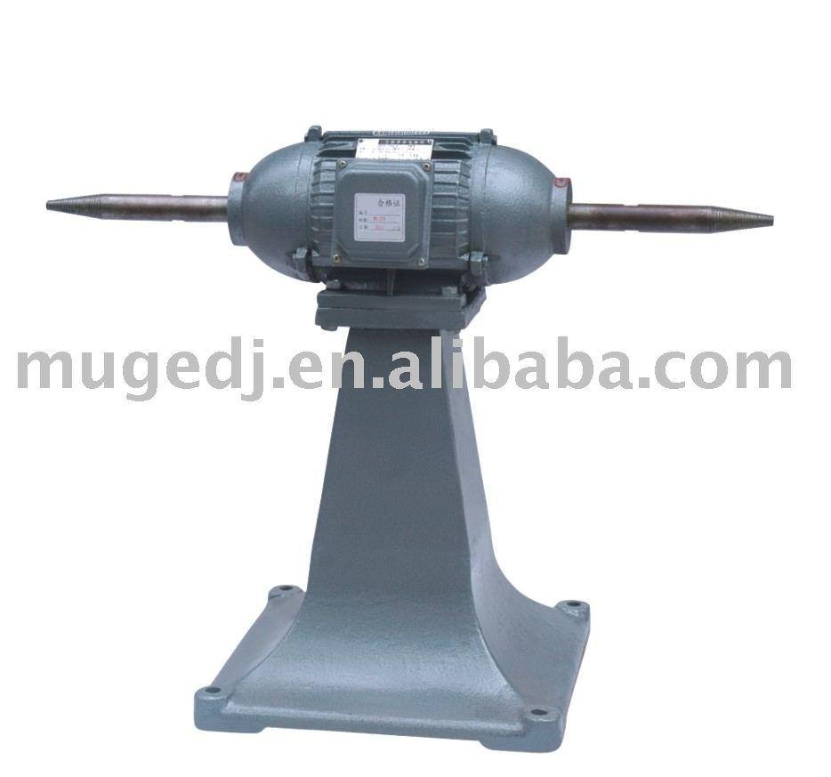 Metal buffing machine photo detailed about metal buffing machine