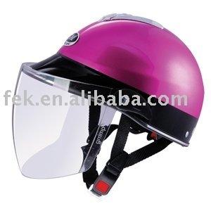 half face motorcycle helmet