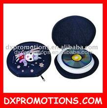 neoprene CD bag/CD wallet/CD case
