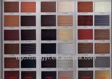 pvc plastic wood grain edge strip