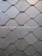 Roofing slate tiles