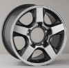 BK091 suv wheels for a Toyota