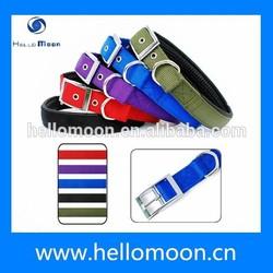 2015 Best Selling Factory Wholesale Cheap Nylon Dog Collar