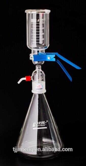 Bomba de vacío de equipos de filtración
