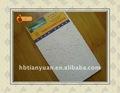 610*610/ 595*595 design interior da fibra mineral telhas do teto