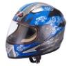 ECE helmet ( ABS helmet , motorcycle full face helmet ) D810