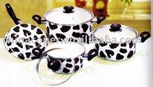 porcelain enamel cookware set-enamel ware