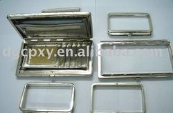 metal wallet frame,purse hardware,wallet clasp