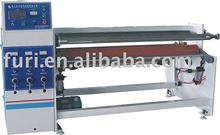 Single shaft bopp adhesive tape slitting and rewinding machine,masking tape rewinding and cutting machine