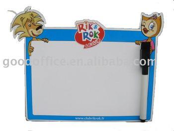 magnetic board,writing board