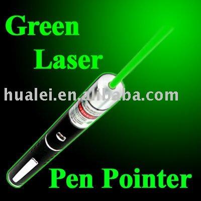 Màu xanh lá cây Laser