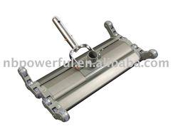 """w/Swivel Handle 18"""" Aluminum Folding Vacuum Head"""