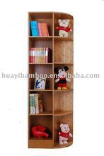 Bamboo Furniture Book Shelf