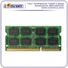 Notebook Ram memory