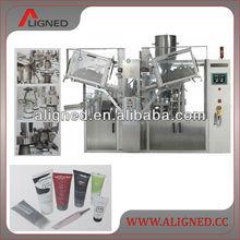 High speed tube filling machine for soft tube filler