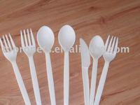 100% biodegradable cutlery,psm cutlery,psm utensil,biodegradable utensil