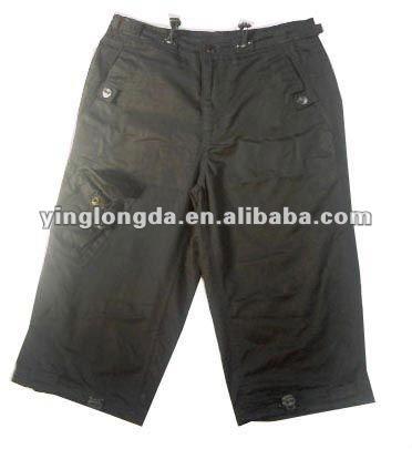 Pantalones cargo pantalones cortos para mujeres